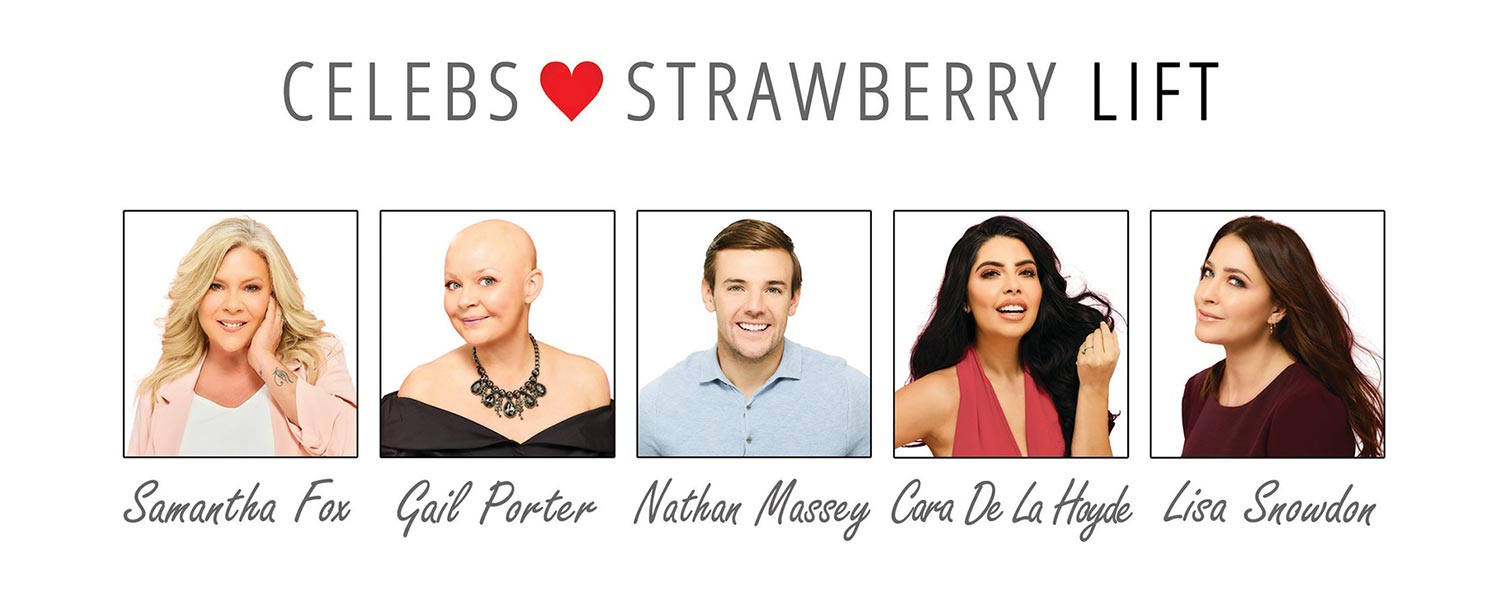 Celebs Love Strawberry Lift